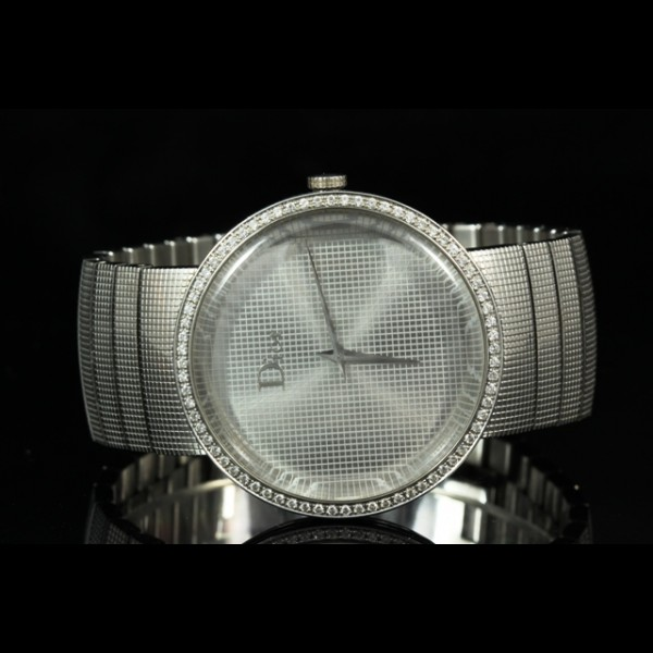 Montre D de Dior diamants